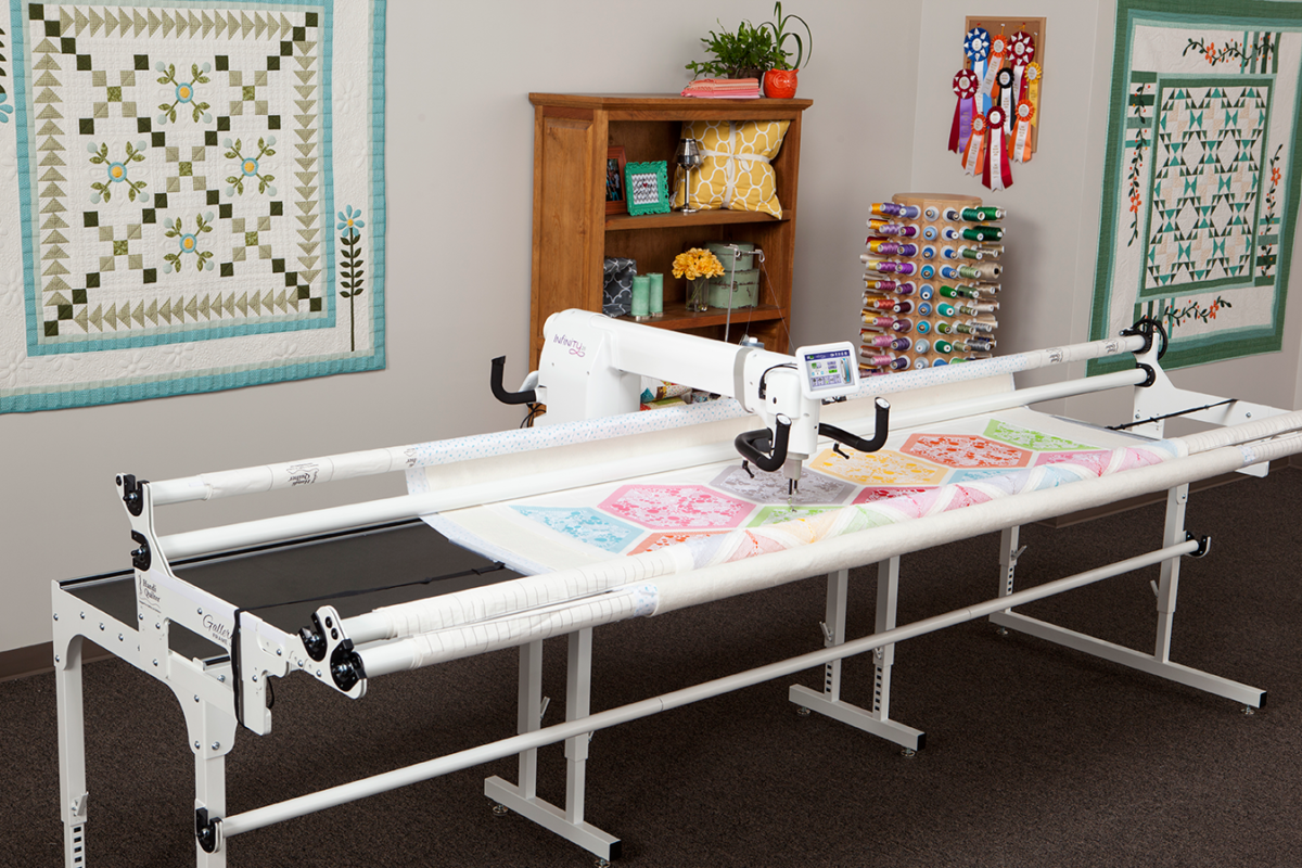 Handi Quilter Long Arm Machines Infinity 26 Quilting