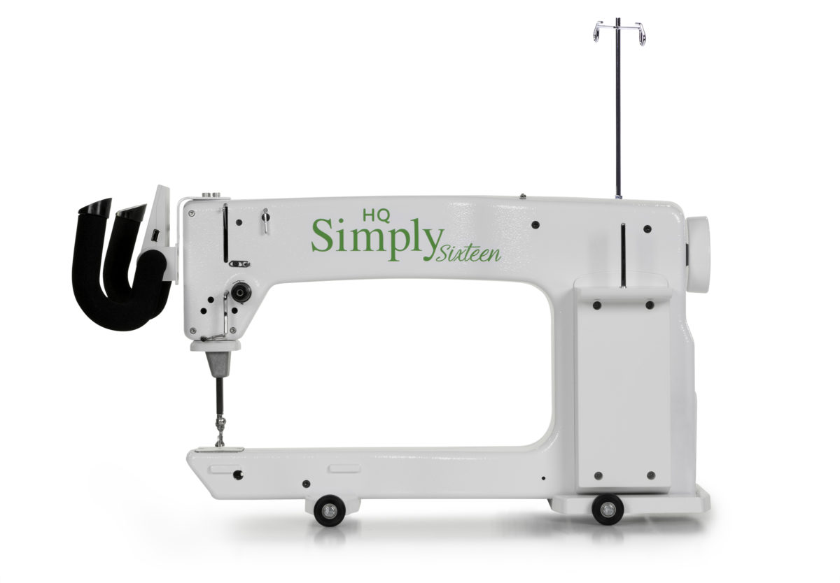 Handi Quilter Simply Sixteen Sideview