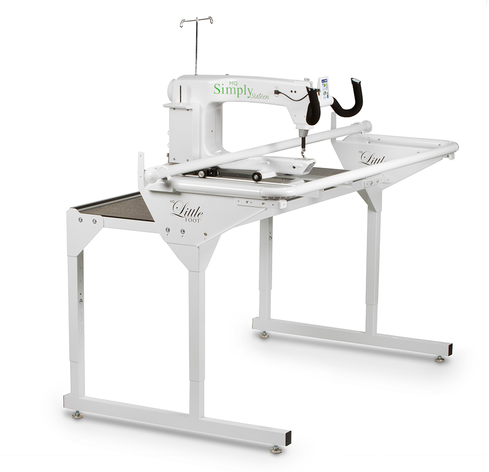 Handi Quilter Machines Simply Sixteen With Little Foot Frame