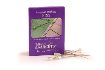 Longarm Quilting Pins (Box of 144)