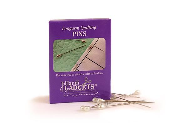 Longarm Quilting Pins (Box of 144)