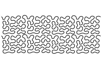 Groovy Board – Simply Stipple 10″ x 24″