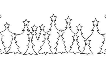 Groovy Board – Tree Lot 10″ x 24″