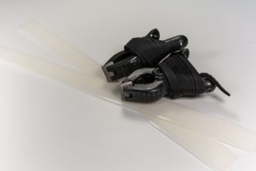 Velcro Side Clamps (2 pack)