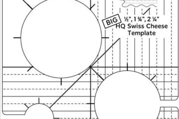 ROM 2 – Big Swiss Cheese Ruler