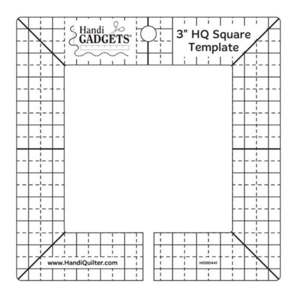 ROM 3 – 3″ Square