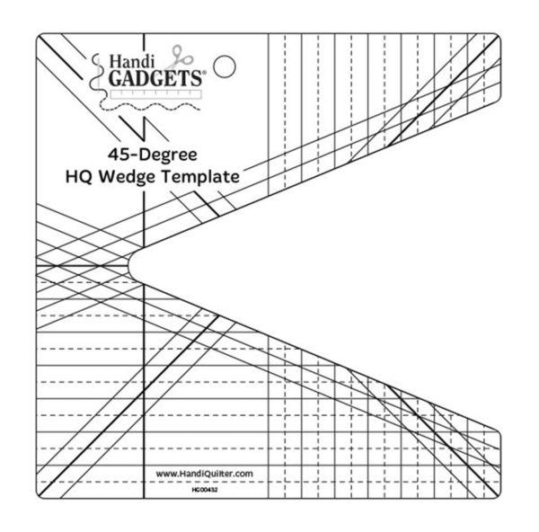 ROM 2 – 45 Degree Wedge Ruler
