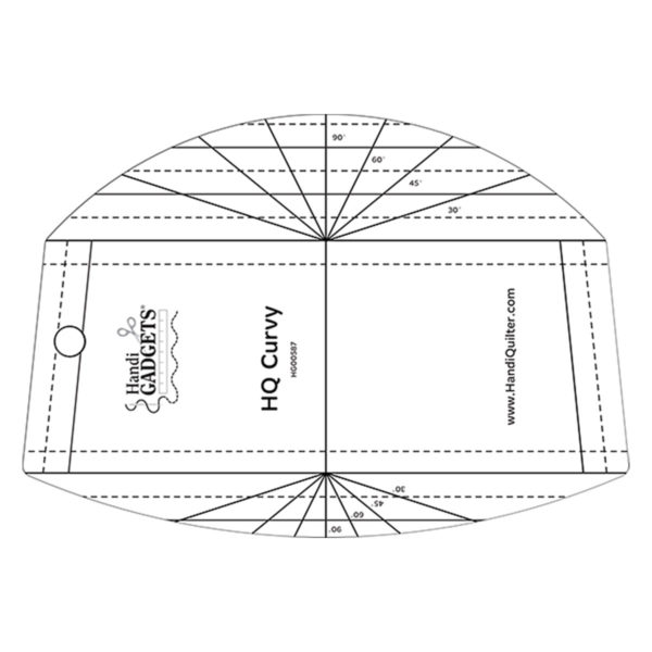 HQ Curved Template