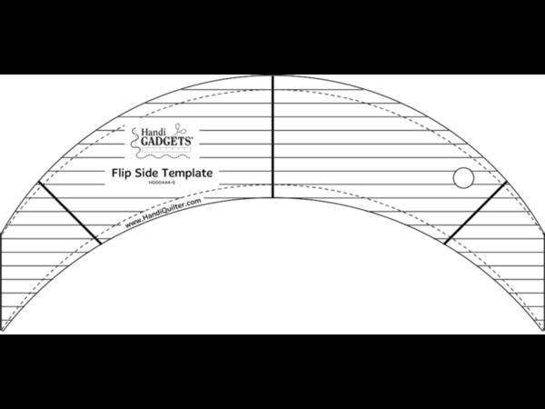 Flip Side Ruler