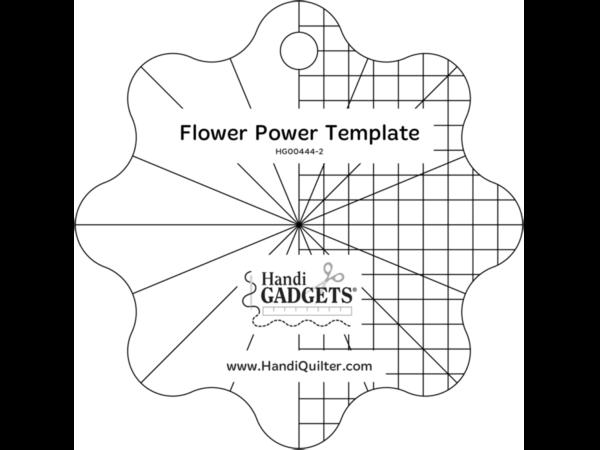 Flower Power Template