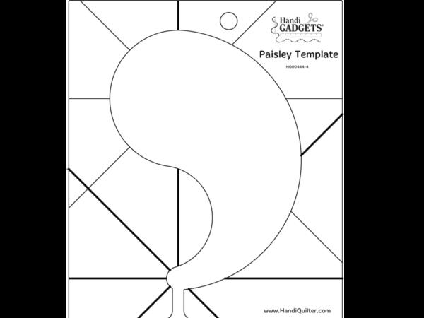 Paisley Ruler